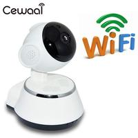 720P WiFi Wireless Pan Tilt CCTV Network Home Security IP Camera Remote Control Surveillance IR Night