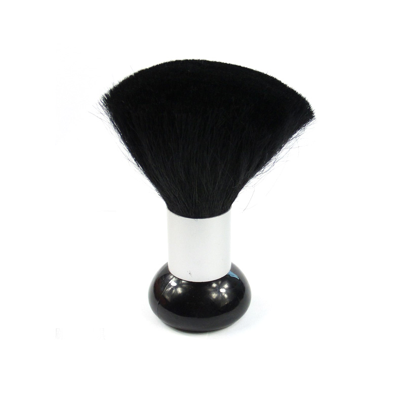 Professional Neck Duster Brush For Salon Stylist Barber Hair Cutting Makeup Cosmetic Body Hair Styling Accessory #81265
