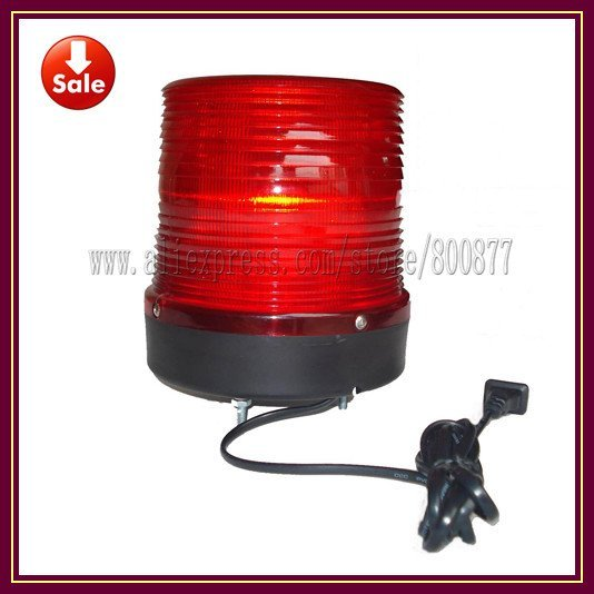 TBD-GA-C731 LED beacon For Sentry Box , automatic light controll, AC220V or DC12V/24V, bolt install,  LED warning light
