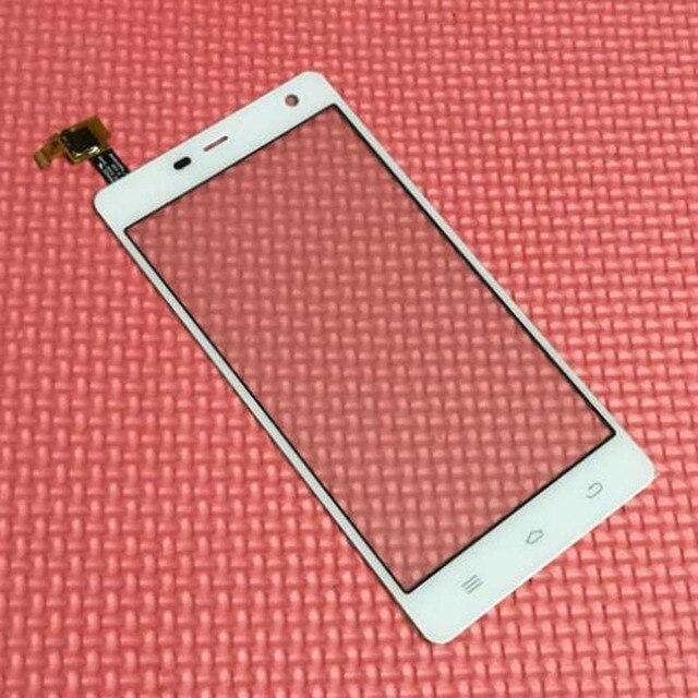 TOP QUALITY 5.0 polegada Branco Sensor de Vidro Do Painel de Toque Digitador Da Tela Para THL 5000 Móvel Reparo Parte Substituição