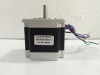 Nema23 Stepper Motor 57HS56 2804, 3V, 2.8A, 1.26N.m with 4 wires 56mm CNC Mill Cut Laser Engraving for 3d