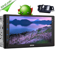 Android 5.1 Mirror No DVD Tablet Capacitive EQ Radio 4 Core GPS Map 7 CD System Auto USB 2Din Navigator Car Stereo