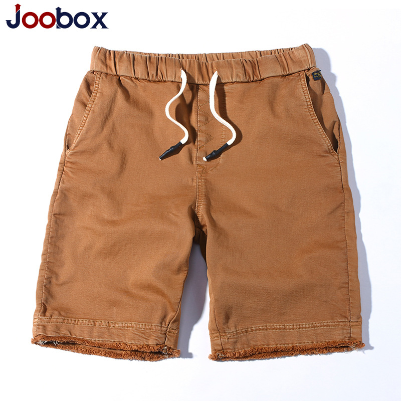 2018 Summer Beach Men Short Pants High Quality Mens Cargo Shorts Fashion Military Short Trousers Casual Mid Short Fit