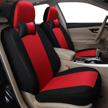 Car Believe 2 PCS car seat covers For opel astra j insignia vectra b meriva vectra c mokka accessories covers for vehicle seats фото