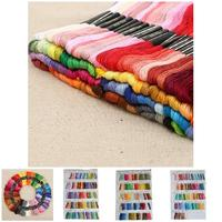 Hot Sale 430 Colors Polyester Embroidery Thread Cross Stitch Thread Pattern Kit Embroidery Floss Sewing Skein