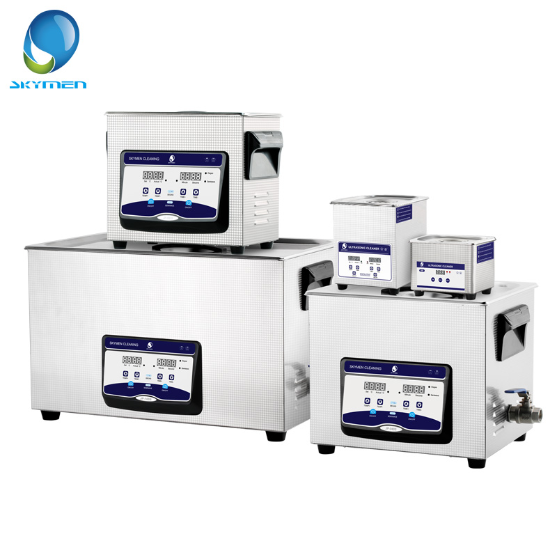 Skymen Ultrasonic Cleaner Bath Metal Tools Ultrasound Cleaning Machine Washing Device Heating PCB Motor Engine Cleaning