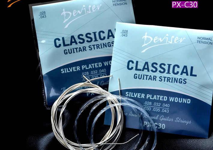 Classical Guitar Set String Chord String Nylon Line Cost Classical Guitar String Guitar String C30