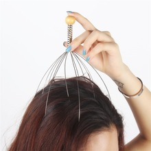 Multifunctional Anti-Stress Hair Scalp Massage Body Head Massager Relieve Paid Stress Release Muscle Relax Tool Home Office