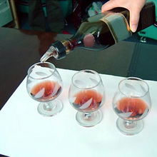 Wine Pourer Alcohol Liquid Dispenser Measuring Oil Bottle Spout Wine Decanter KTV Tool Bar Tool цена