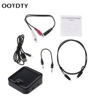 Bluetooth Wireless Audio Transmitter Receiver Optical Toslink SPDIF 3 5mm Output PC Friend