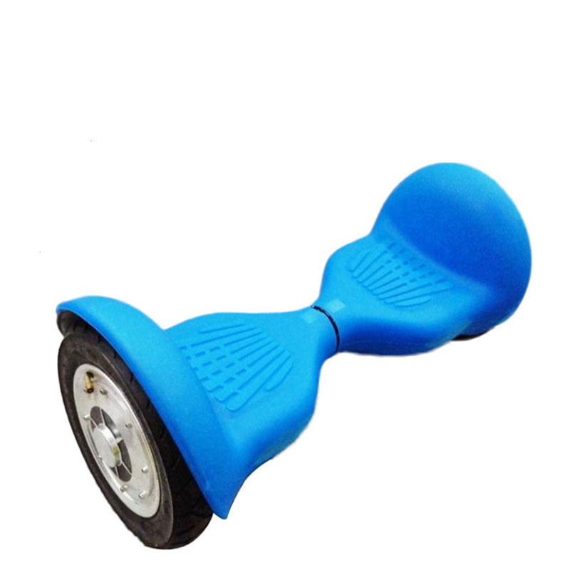 Anti Scratch Electric Scooter Silicone Case Protector Waterproof For 10 Hover Board Oxboard 2 Wheels Scooter Skateboard Shell