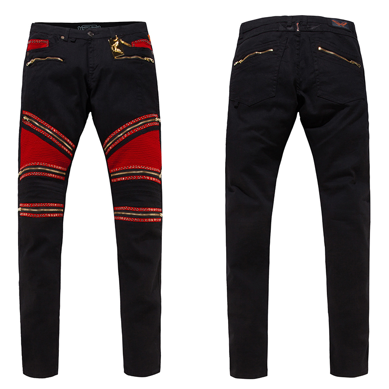 Red Stone Jeans Men Promotion-Shop for Promotional Red Stone Jeans ...