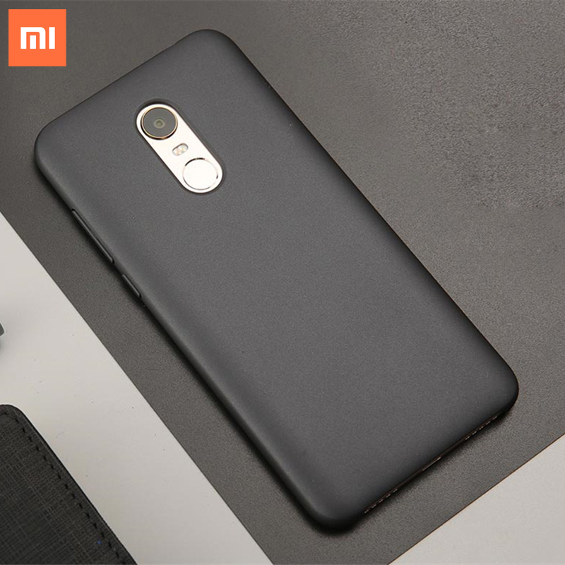 US $2 83 5% OFF|xiaomi Redmi 5 plus case original 100% official which based  on snapdragon 625 5 99inch hard PC Shell for Redmi5 plus back cover-in