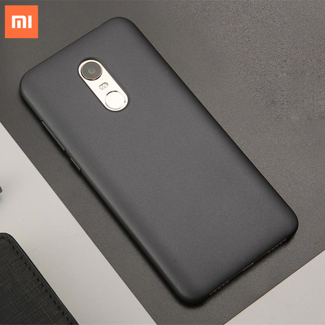 brand new 1bff1 411f7 US $4.98 | xiaomi Redmi 5 plus case original 100% official which based on  snapdragon 625 5.99inch hard back cover case redmi 5 plus-in Fitted Cases  ...