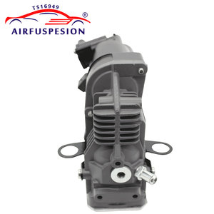 Image 5 - Pair Front Air Suspension Shock Air Compressor Pump for Mercedes W221 S CLASS 2213201604 2213204913 2213205113 2213201704