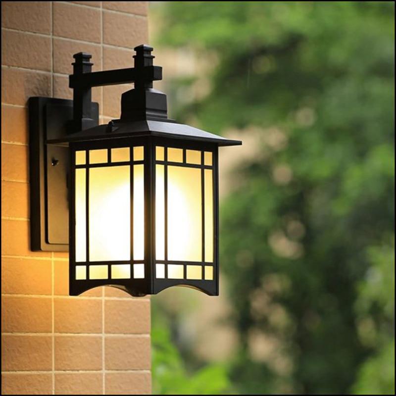 Outdoor Wall Light Accessories: Aliexpress.com : Buy Outdoor Waterproof Wall Lamp E27