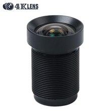 4.35 мм объектив 1/2. 3 дюймов с кольцо пыли 10MP ИК 72D hfov не искажений Спортивная камер и Phantom 3/4 дроны Лидер продаж