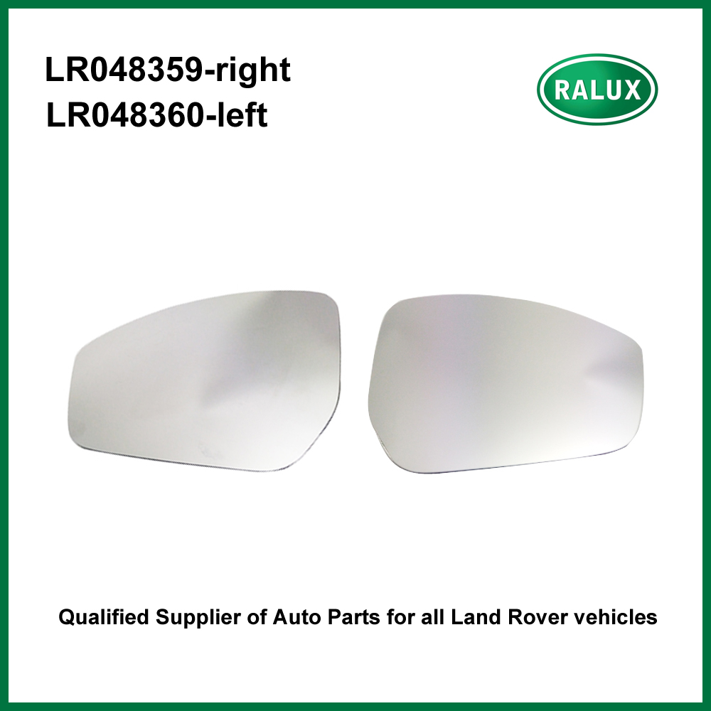 New left&right mirror for Land Rover Discovery Sport 2015- Range Rover Evoque 2012- auto mirror LR048359+LR048360 auto suspension parts left front control shower arm for land rover range rover evoque lr024472