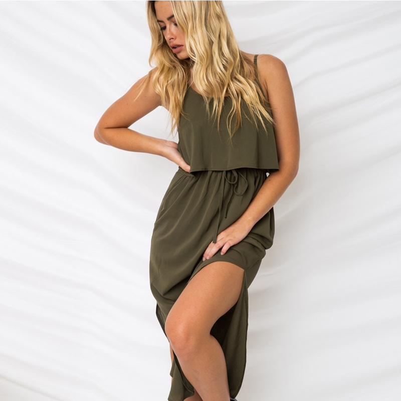 2019 Women Summer Sexy Dress Boho Style Floral Printed Chiffon Beach Dress Tunic Sundress Loose Sashes Party Vestidos Plus Size in Dresses from Women 39 s Clothing