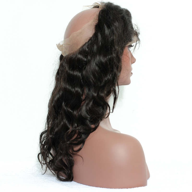 lace front with baby hair Body-Wave-360-Lace-Frontal-Closure-Brazilian-Hair-Human-Hair-Closures-With-Baby-Hair-Pre-Plucked