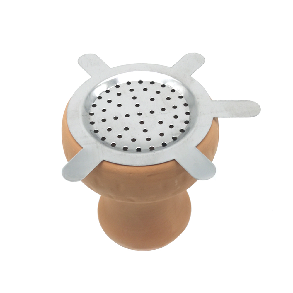 Image 5 - LOMINT Stainless steel Hookah Metal Screen Charcoal holder for UPG radc form Shisha bowl Narguile Clay bowls Chicha Accessories-in Shisha Pipes & Accessories from Home & Garden