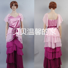 Hermione Jean Granger pink Cosplay costume dress,Perfect custom for you!