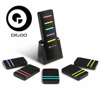 Digoo DG KF15 KF15 Pet Dog 5 In 1 Wireless 433Mhz Anti Lost Remote Control Smart