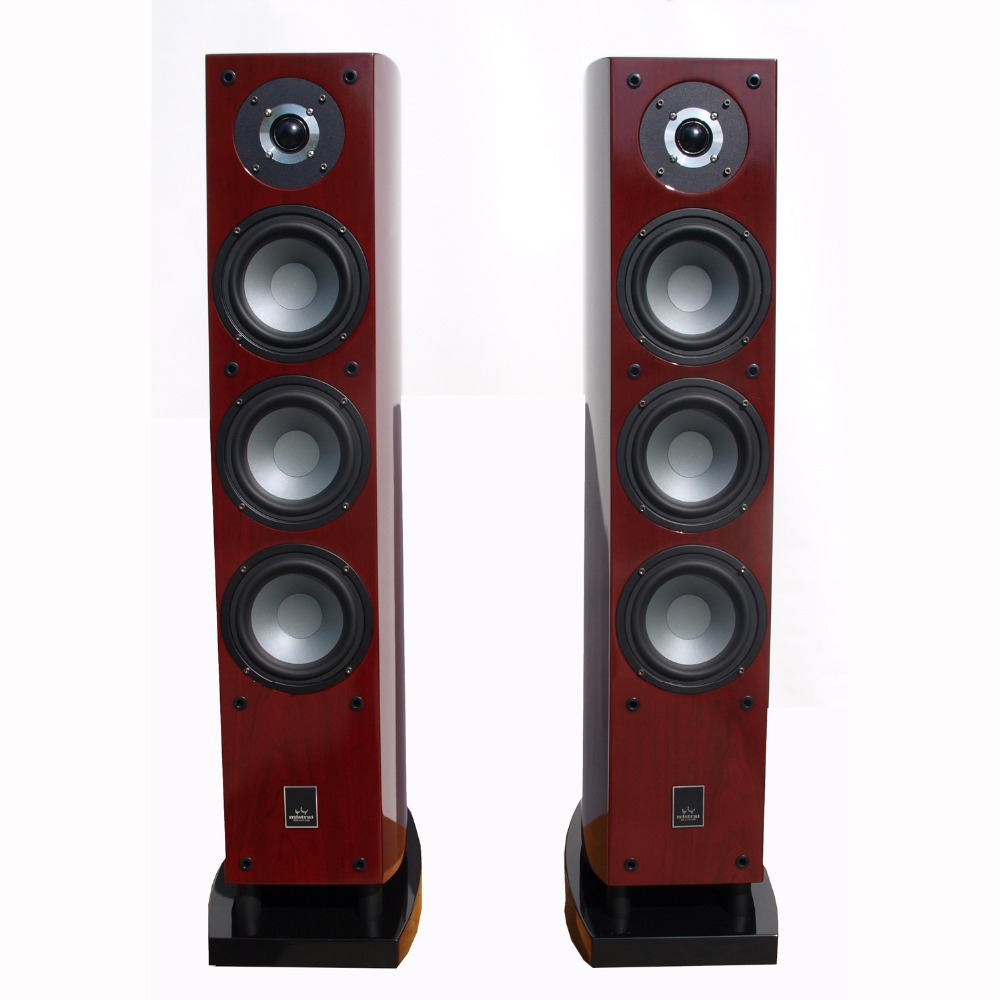 Mistral BOW-A3 100W x 2 Hifi Speaker Lantai Menara - Audio dan video portabel - Foto 2
