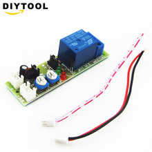 цена на DC12V 0-120Min Infinite Cycle Delay ON OFF Timing Timer Relay Switch Loop Module