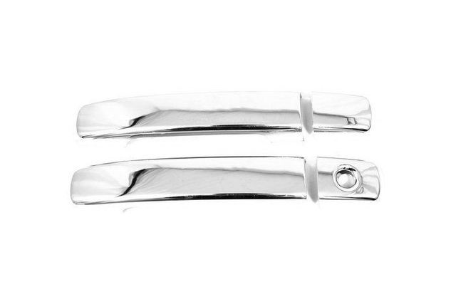 High Quality Chrome Door Handle Cover for Nissan Pathfinder 05-09 2 DOORS free shipping