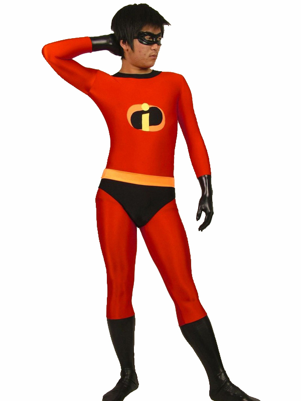 Adult Menu0027s Mr. Incredible Halloween Costume Superhero Fantasy Clothing Cartoon Movie Fancy Dress Mr. Incredible Cosplay Costume-in Boys Costumes from ...  sc 1 st  AliExpress.com : incredibles halloween costume  - Germanpascual.Com