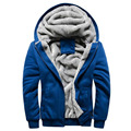 5xl Winter hoodies Men Brand sweatshirt men Tracksuits  suit hip hop 2016 hoodie Man Fleece Hoody  thicken Sportswear