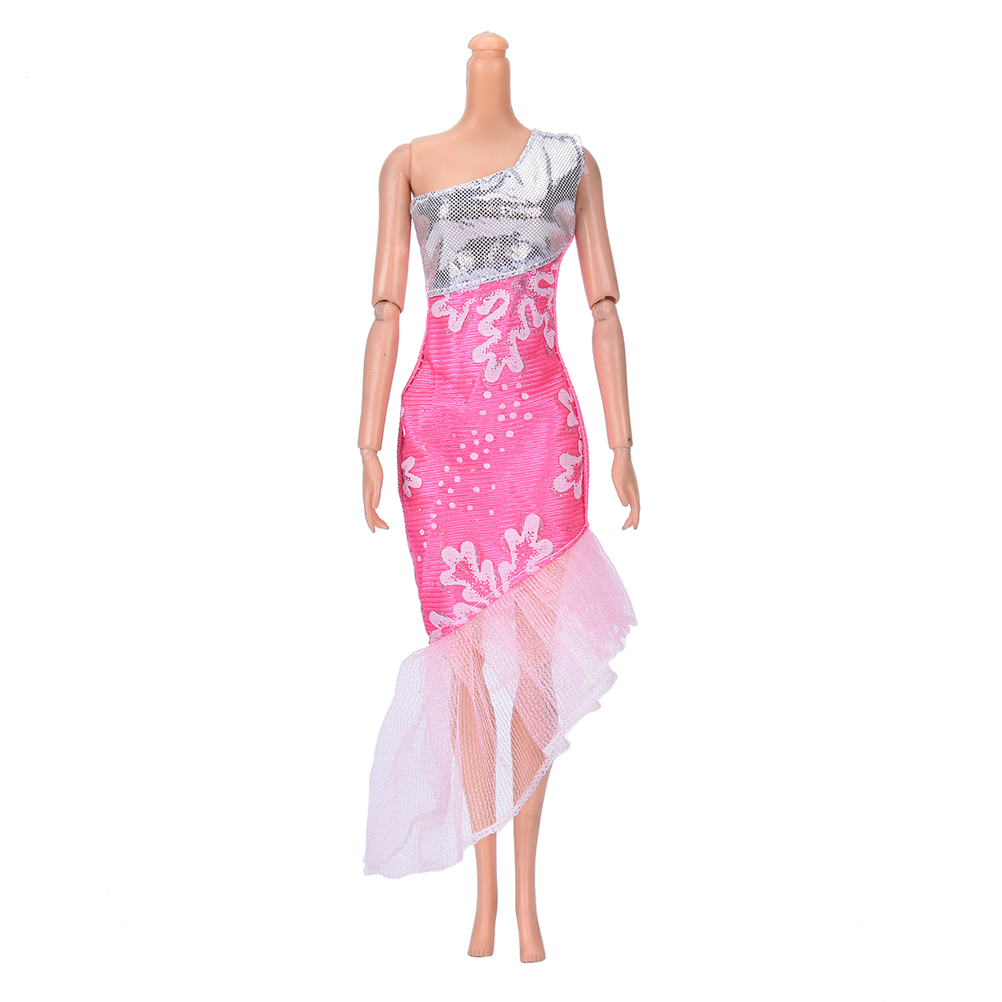 Creative gift Beautiful Handmade Party Dress Fashion Clothes For ...