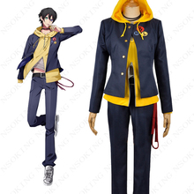 NSOKING Anime Division Rap Battle Buster Bros Saburo Yamada Cosplay Costume