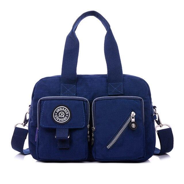 New Women Messenger Bags For Women Waterproof Nylon Handbag Female Shoulder  Bag Ladies Crossbody Bags Bolsa Sac A Main Femme De 67d9e35ecf0ab