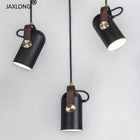 Nordic wisiorek LED światła sypialnia lampki nocne Home Decor lampy wiszące Loft przejściach i korytarzach korytarz lampa wisząca kawiarnia światła i oświetlenie w Wiszące lampki od Lampy i oświetlenie na
