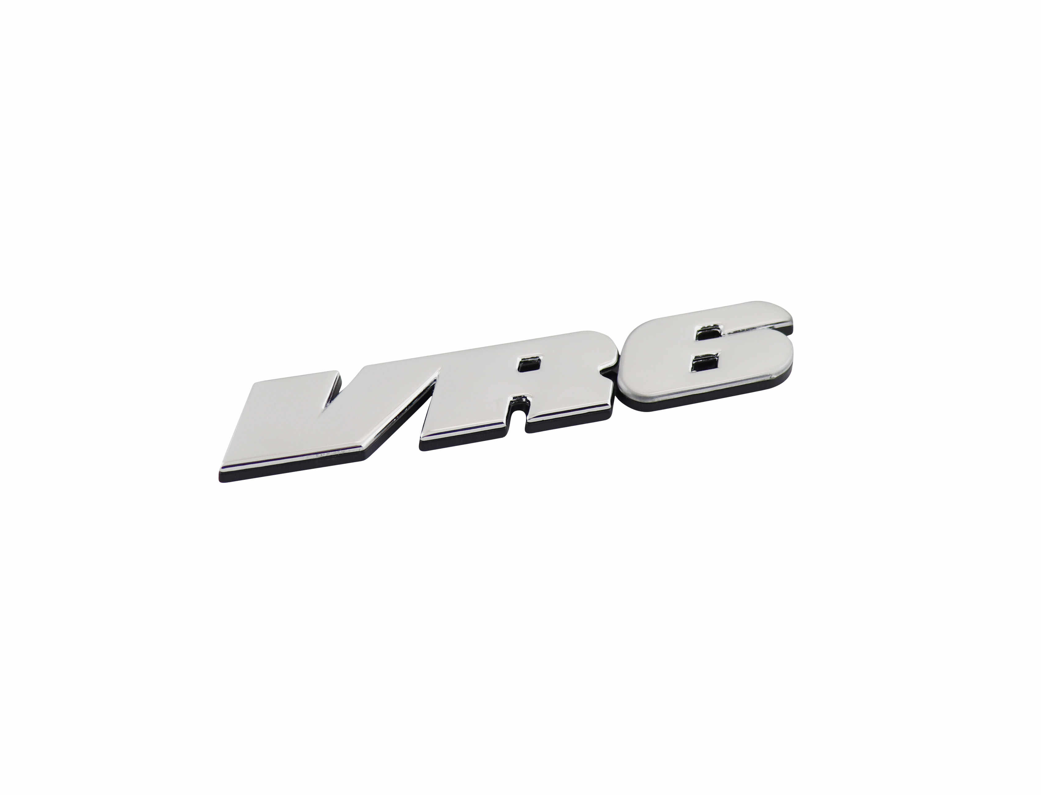 Хром VR6 Очки виртуальной реальности VR 6 для капот крыло багажник автомобиля эмблемы значка Стикеры