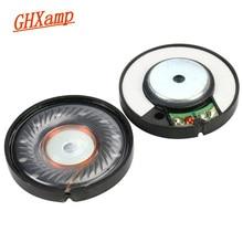 GHXAMP 40mm Headphone Speaker Unit Neodymium Headset Driver 112db HIFI Mid Bass Speakers Repair Parts For Headphones 2pcs