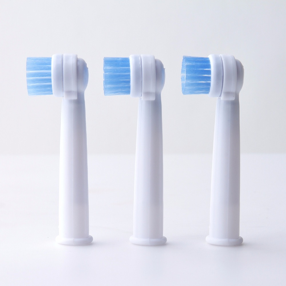 For Kids Children BLYL Rotation Electric Toothbrush Rechargeable Oral Care Massage Teeth Brush/3pcs ToothBrush Head 220V TB-1042 2pcs philips sonicare replacement e series electric toothbrush head with cap