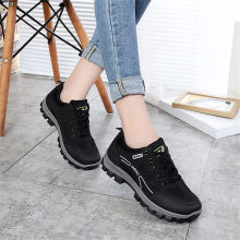 Women& Men Hiking Shoes Outdoor Sneakers Women Travel Shoes Non-sl