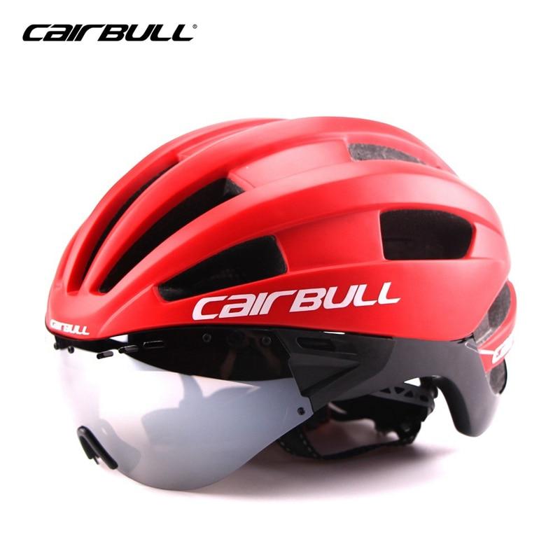 a3c0564411 CAIRBULL Ciclismo capacete Casco de bicicleta Ultraligera MTB Mountain Bike  Helmet Cascos de Ciclismo Casco de