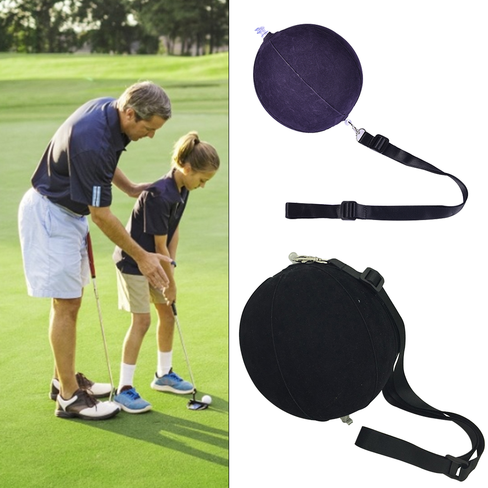 Golf Training Equipment Golf Intelligent Impact Ball Golf Swing Trainer Aid Assist Posture Correction Training Supplies