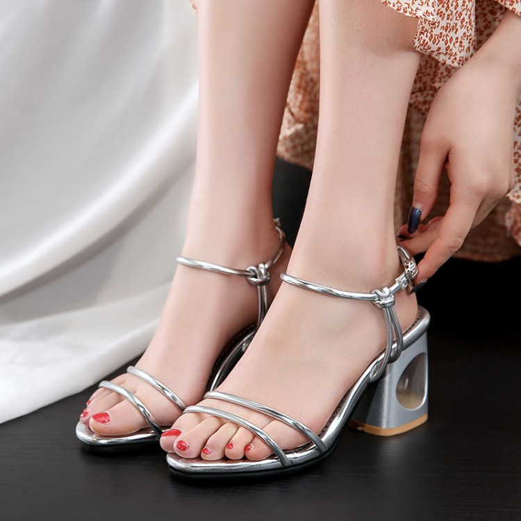 Big Size 11 12 13 14    high heels sandals women shoes woman summer ladies    Baitie fashionable open-toed high-heeled sandalsBig Size 11 12 13 14    high heels sandals women shoes woman summer ladies    Baitie fashionable open-toed high-heeled sandals