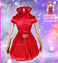 2017 Hot sale Anime Love Live Sunshine Aqours Takami Chika Wedding Dress Suit Women Party Cosplay Costume   D цена