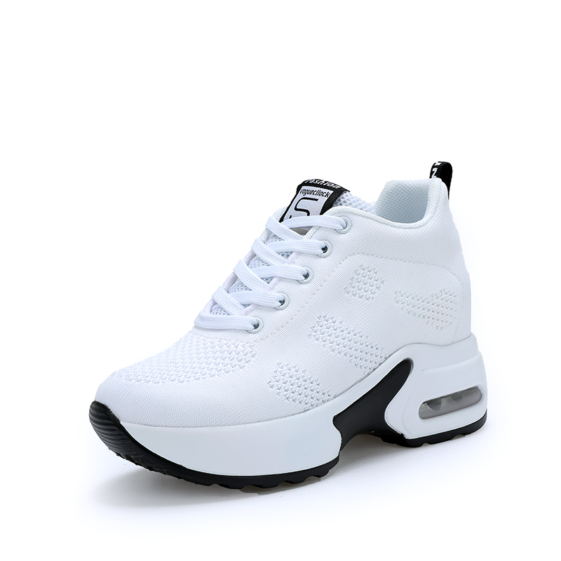 Sneakers lady Out of doors Informal footwear Leather-based suede Model style Sneakers lady outside non-slip air damping tenis feminino 5Jy1835 Ladies's Flats, Low cost Ladies's Flats, Sneakers lady Out...