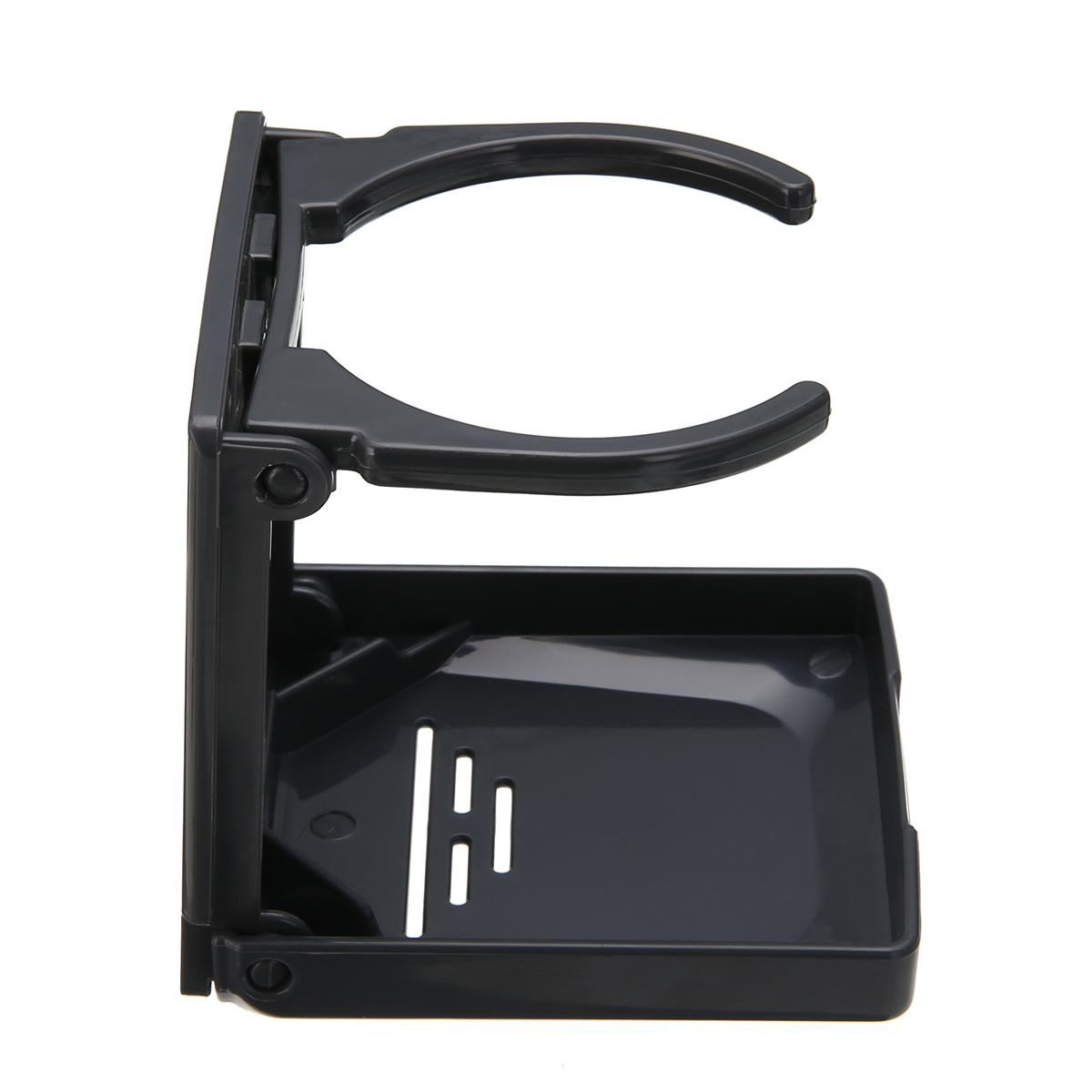 1pcs Adjustable Black Folding Drink Cup Holder Mount For Boat Marine Caravan Car Car Styling Drink Cup Holder