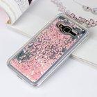 Liquid Case For Samsung Galaxy J3 2016 2015 J300 J310 Luxury Glitter Soft Silicon Back Cover TPU Gel Case Mobile Phone Case Etui