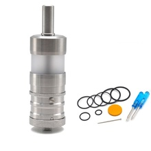 Electronic Cigarette ULTON Fev V5 25mm DL/MTL RTA atomizer 7ml/8ml  vape tank for 510 thread mech mod стоимость