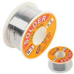 Высокое качество 63/37 канифоль ядро припоя Flux 2% оловянный свинцовый припой Железный сварочный провод катушка 0,5 мм-2,0 мм 50 г/100 г
