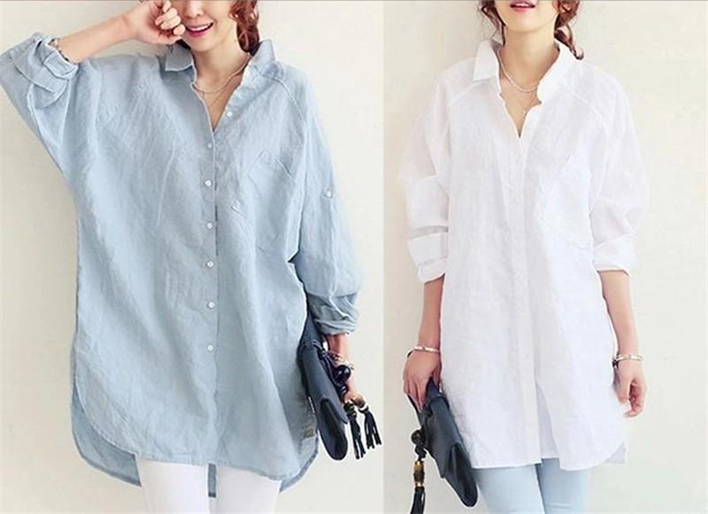 HTB1dvURPVXXXXcMXpXXq6xXFXXXe - Woman Blouses Office Lady OL Elegant Shirt
